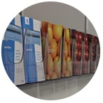 Content and collateral image tradeshow