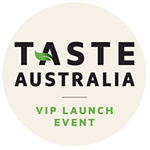 Taste Australia VIP launch event