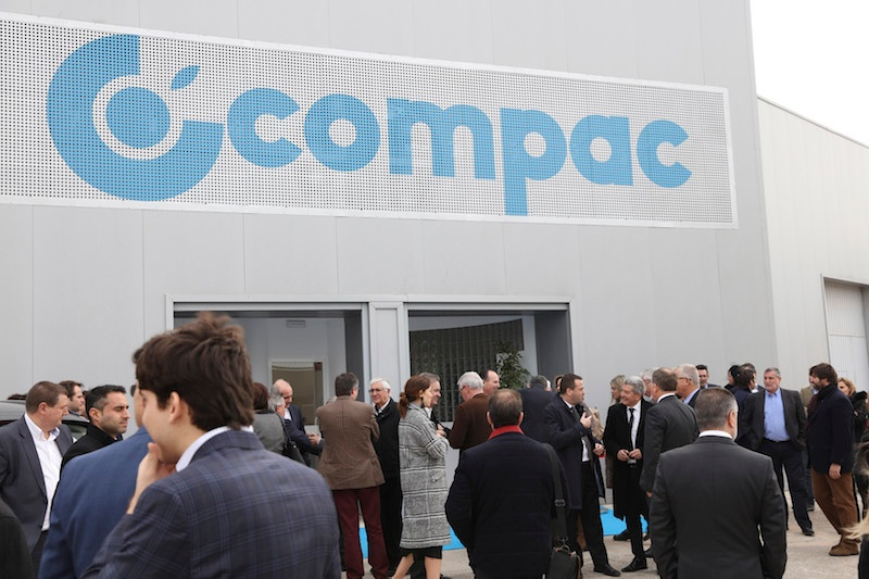 Compac Opens European HQ and Center for Post-Harvest Solutions and Services for Fresh Produce