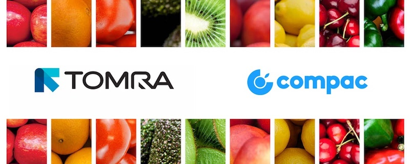 TOMRA acquires New Zealand sorting machine manufacturer Compac