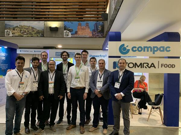 Compac team @WAC 2019 Colombia