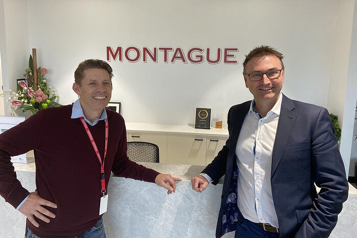 Montague_Rowan Little and Paul Slupecki